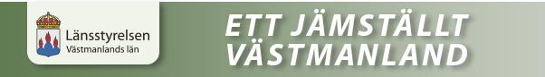 Länsstyrelsen Västmanlands län - Ett jämställt Västmanland