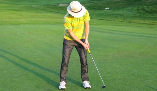 Skönt och avslappnat på LM i Golf