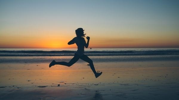 Löpning ger en härlig frihetskänsla