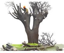Hamlat träd