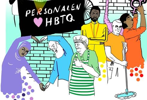 IllustrationfrånbokenÖppnaskolan.Illustratör:C.KåbergIllustration