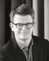 Foto p� Per Grankvist som deltar p� rikskonferensen 2019