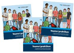 Bild p� metodhandboken Youmo i praktiken