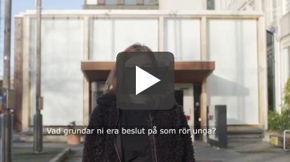 En film om Lupp som riktar sig fr�mst till tj�nstepersoner