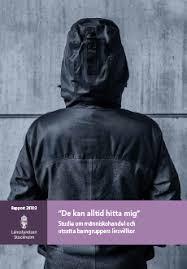 Foto av omslaget till rapporten