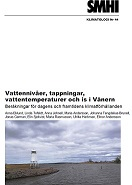 Bild på SMHIs rapport