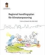 Bild på Regional handlingsplan för klimatanpassning