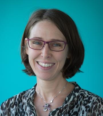 Hanna Tornevall som lämnar tjänsten som vattenvårdsdirektör i Västerhavets distrikt. Foto: Lena Carlstein