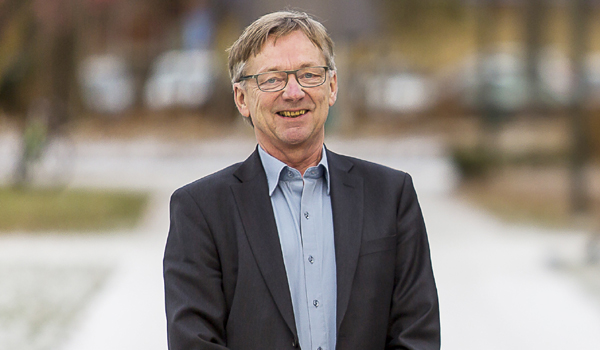 Kjell-Arne Lindbäck, CEO Lesjöfors