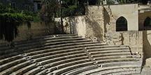 Lecce Teatro Romano. Photo