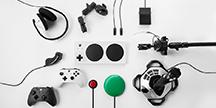 Xbox Adaptive Controller. Foto