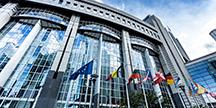 EU bygget i Brussel. Foto