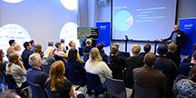 Deltagare vid ett IAAP Nordic-seminarium. Foto