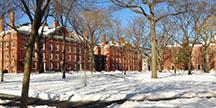 Harvard University. Foto