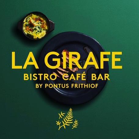 Premiär för La Girafe