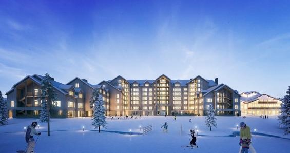 Två restauranger öppnar på SkiStar Lodge Hundfjället