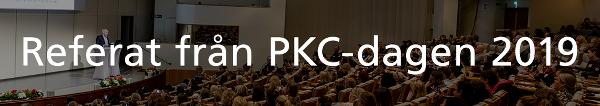 Referat från PKC-dagen 2019
