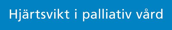 Hjärtsvikt i palliativ vård