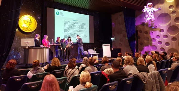 Bild från seminariet