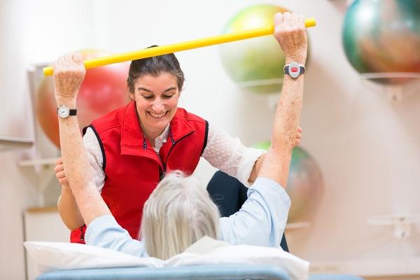 Sjukgymnastik och träning