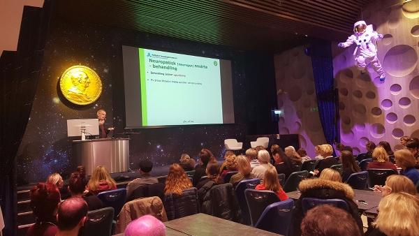 Peter Strang föreläser på Citykonferensen