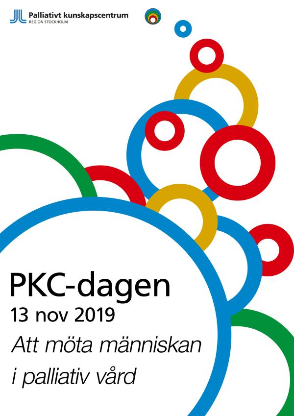 PKC-dagen 2019: Att möta människan i palliativ vård