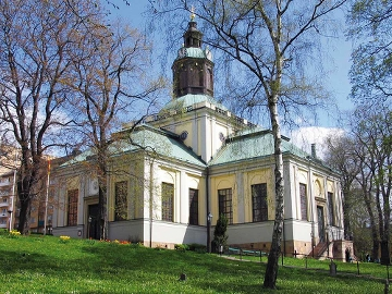 Kungsholms kyrka (foto: svenskakyrkan.se)