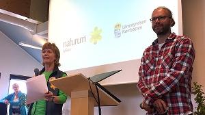 Lo Fischer och Martin Emtenäs