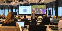 Europeiska funktionshinderdagen. Foto
