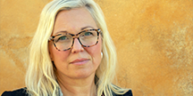 Veronica Magnusson Hallberg. Foto