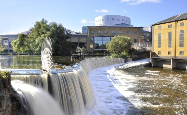Vattenfall i Norrköping som står värd för Delaktighetsdagen 2018.