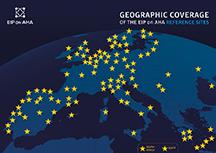 EU map. Illustration